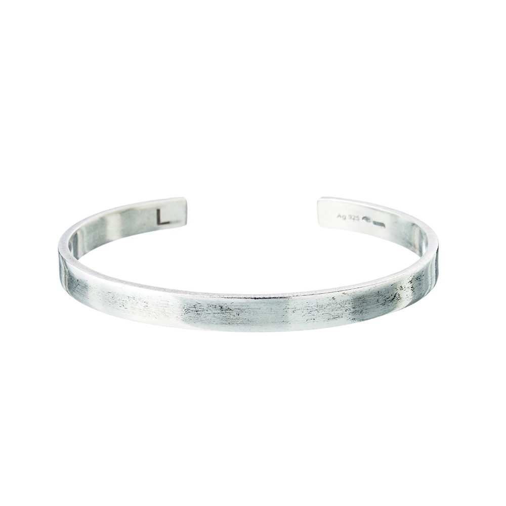 [Ellisse] Ellisse_Bangle_White