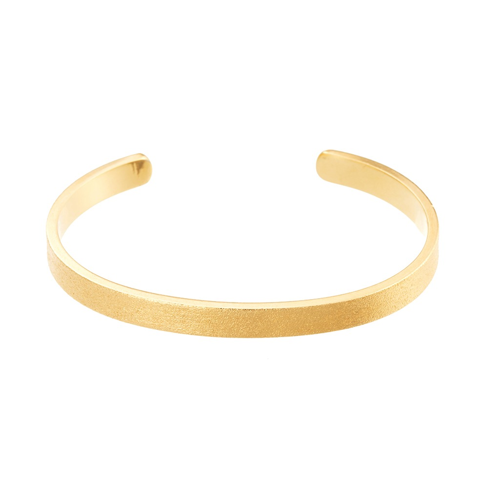 [Ellisse] Ellisse_Bangle_Gold