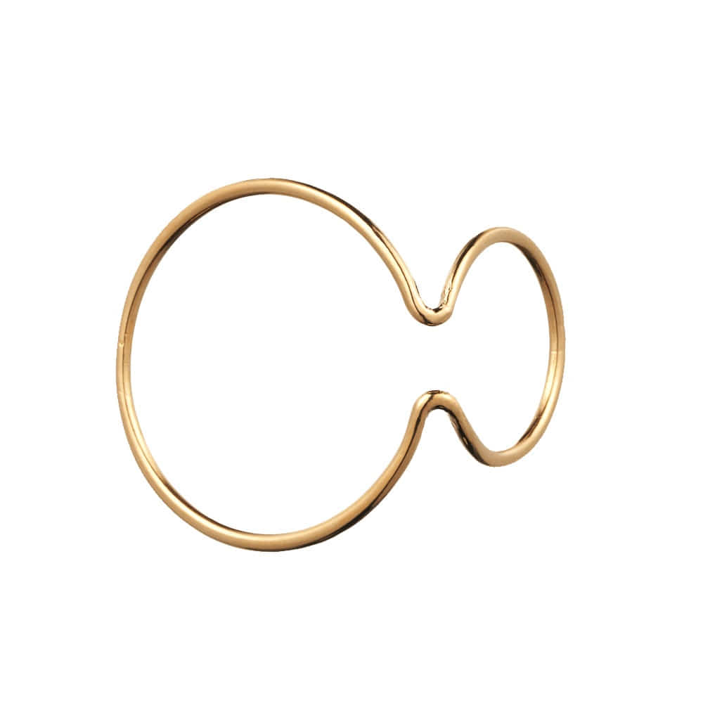 [Due] Yellow Ear cuff