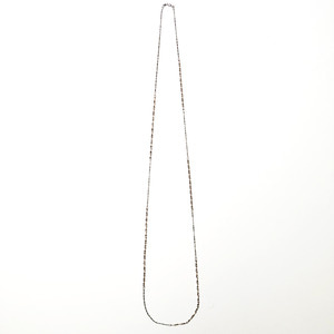 [Fiamma] Rose & White Necklace 100cm