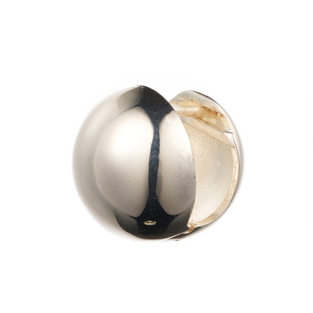 Sfera Picola, Silver color (2pcs)