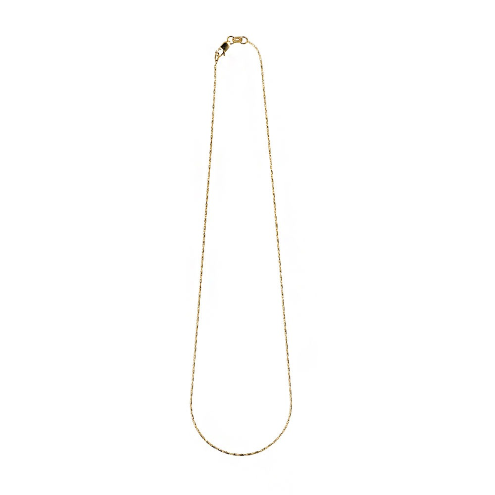 [재구매혜택 5%][Lume] Yellow Necklace 38cm